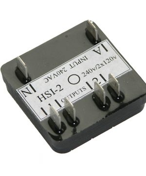 220/240 to 120 Power Controller Double Output SNC120-400