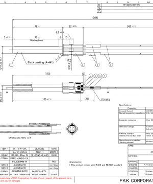 Biomass Igniter Glüzünder Pelletzünder Tändelement 120V Glo120-PBCH Drawings
